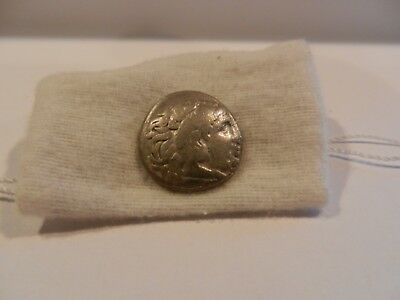 Greek Silver Drachm of Alexander The Great 336-323 BC