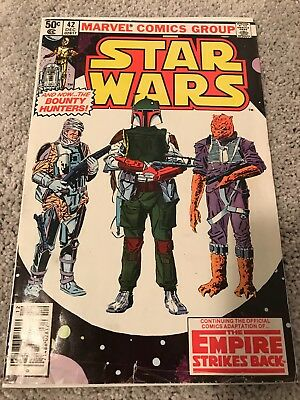 Star Wars #42 (Dec 1980, Marvel)
