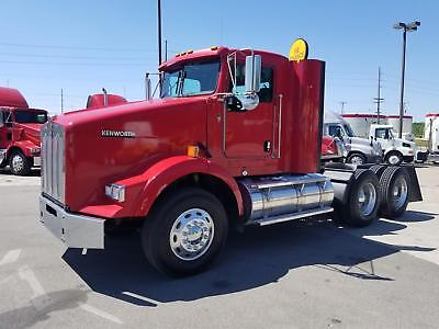 2013 Kenworth T800 Day Cab LOW MILES