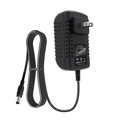 AC DC Adapter for Brother P-Touch PT-D200 PT-D210 Label Maker Power Supply Cord