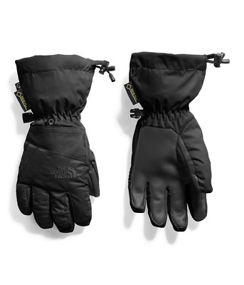 New THE NORTH FACE Youth Montana Gore-Tex Ski Gloves - Youth Size Medium
