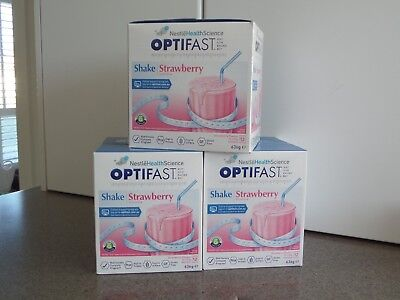 OPTIFAST Diet shake banana