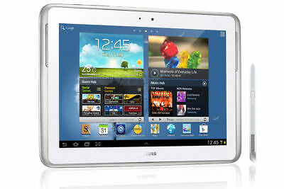 Samsung Galaxy Note GT-N8000 16GB Unlocked Wi-Fi + 3G White Tablet 10.1 Android