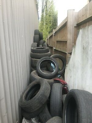 Scrap Tyres Free Come And Take What You Want