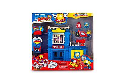 MagicBox Superzings Rivals of Kaboom Police Station Play set