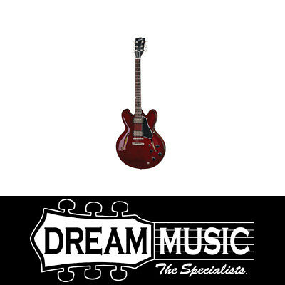 Gibson ES-335 Dot Wine Red Electric Guitar 2018 SAVE $1120 off RRP$5599