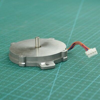 NEMA23 Ultra-thin 1.8° Angle 57mm Stepper Motor 0.8A Shaft 10mm Mounter 23HY0401