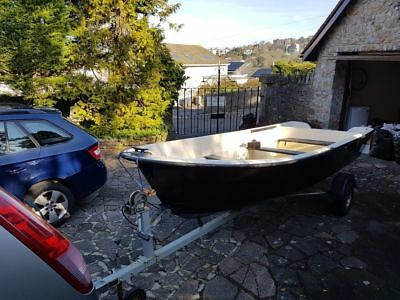 Shetland GH14 14' fishing/pleasure boat with trailer