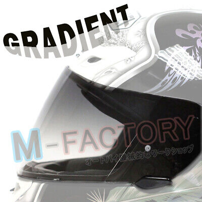 Gradient Shield Visor Fit Shoei Helmet CW-1 X12 RF-1100 XR-1100 X-SPIRIT 2 Qwest