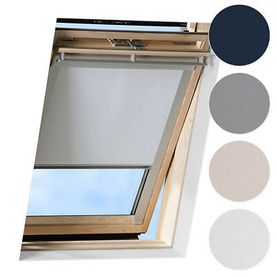 Skylight Blinds Blackout Roller Roof Blind For Fakro Windows Every Size/Colours