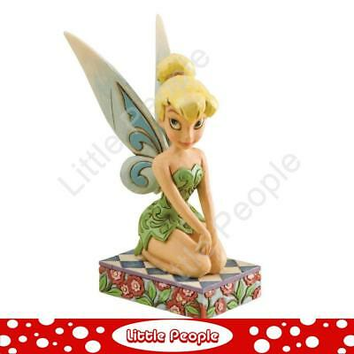 Jim Shore A Pixie Delight Tinker Bell Figurine Disney Traditions