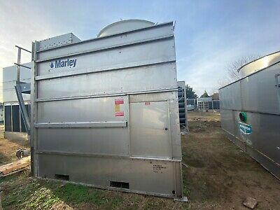 157 Ton Marley Cooling Towers, All Stainless Steel