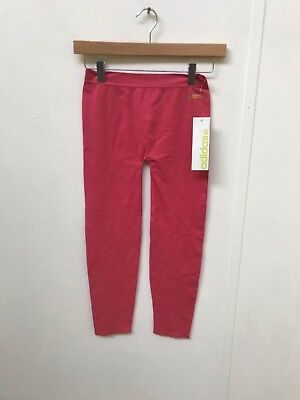 adidas NEO Women's F Leggings - Large - Pink - New