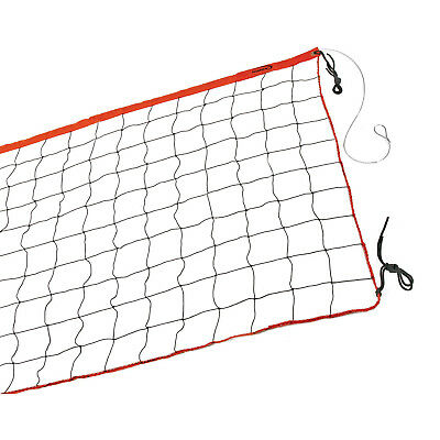 Professional High Quality Volleyball Net Heavy Duty Sand Gym Beach Backyard NEW