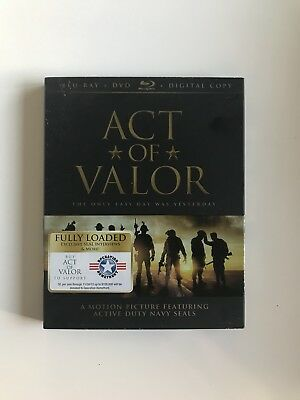 Act of Valor [Blu-ray] New DVD