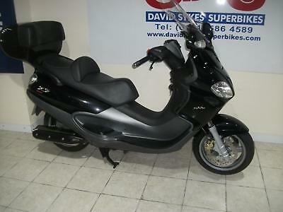Piaggio X9 500 SUPER SCOOT 13-REG ONLY 4746 MILES £2999.OTR