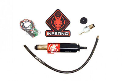 wolverine airsoft hpa inferno spartan edition gen2 v2  neuf