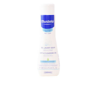Toilettenartikel Mustela unisex BÉBÉ gentle cleansing gel hair and body 200 ml