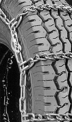 NEW *COMMERCIAL 7MM* 10.00R20 11R22.5 285/70R24.5 CAM Tire Chains             45