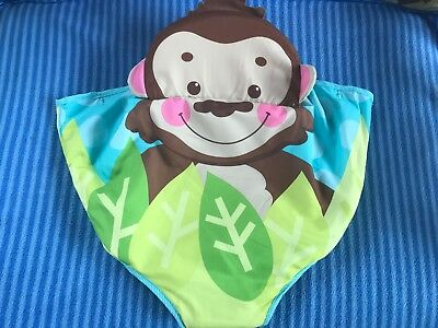 Fisher Price Precious Planet Jumperoo Monkey Seat Cover Replacement Part