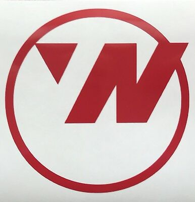 Northwest Airlines Vinyl Decal NWA