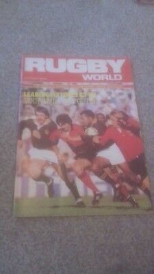 Rugby World Magazine September 1983