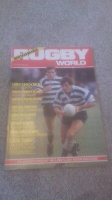 Rugby World Magazine October 1983