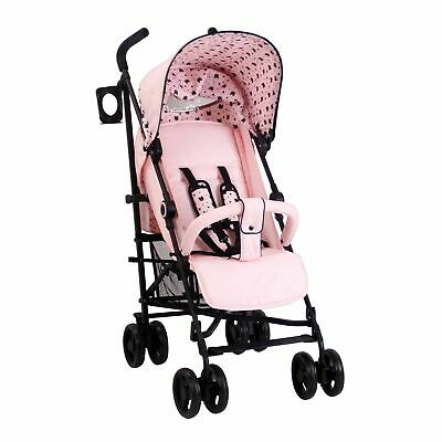 My Babiie Catwalk Collection By Abbey Clancy MB02 Stroller / Pushchair Black Cat