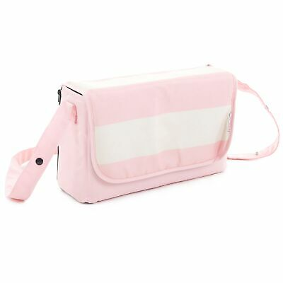 My Babiie Changing Bag / Mat For Stroller / Pram / Pushchair - Pink Stripes