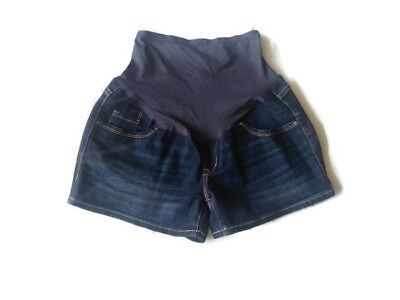 Old Navy Maternity Shorts Women's Size 4 Regular / Blue