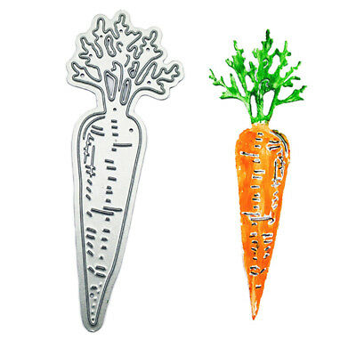 Halloween theme Carrot Metal Cutting Dies For Scrapbooking Paper Card Craft  RA