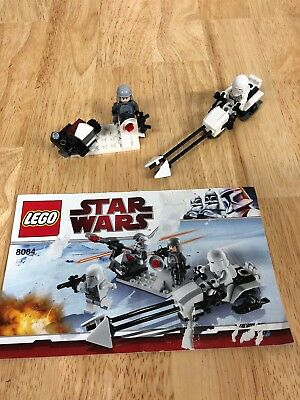 LEGO Star Wars Snowtrooper Battle Pack (8084) Incomplete