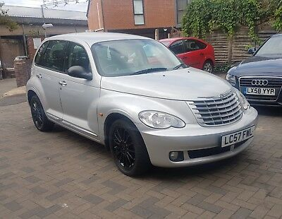 2007 Automatic Crysler PT Cruiser in Silver