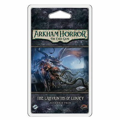 Arkham Horror FFG LCG: The Labyrinths of Lunacy - English