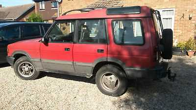 1996 Landrover Discovery tdi300