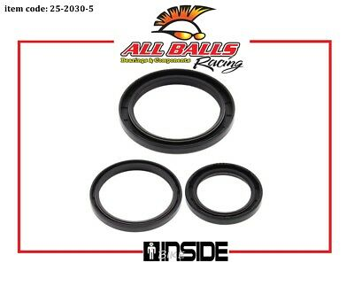 All Balls 25-2030-5 Kit Solo Paraolio Differenziale Post. Yamaha Ytm200 K 1983