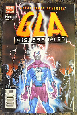 GLA #1 (Jun 2005 | Marvel) Great Lakes Avengers - 2nd Squirrel Girl (High Grade)