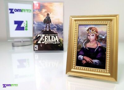 The Legend Of Zelda Breath Of the Wild - Nintendo Switch - New Game Plus More!