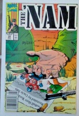 The 'Nam #44  VF  Marvel (1986) VF/NM