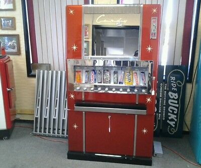 Vintage 1950's National Candy Machine