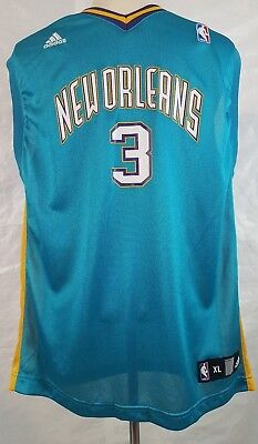 99740d6f9b6d ... where to buy chris paul adidas 3 new orleans hornets swing jersey youth  size xl 18