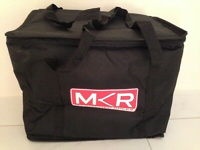 Mkr My Kitchen Rules Black Large Cooler Bag Food Picnic Birthday Xmas Gift New