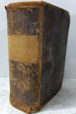 Good Early Horse Racing Book 1863 Racing Calendar By R . Johnson- Very Rare L@@k