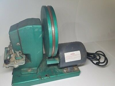 Foley Belsaw Owner Manual Model 385 Handsaw Automatic Retoother Paperwork