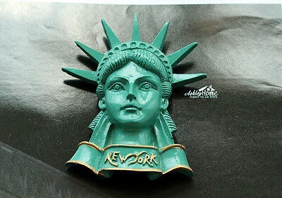 The Statue of Liberty, New York, USA Reiseandenken 3D Kühlschrankmagnet Magnet