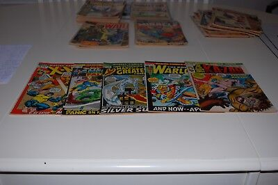 5 Mixed  Comic Books Lot Read Below Complete  In Very Fine Condition From 1972