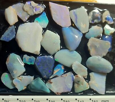 Opal Rough from Lightning Ridge 100 carats - see all pictures! Item J
