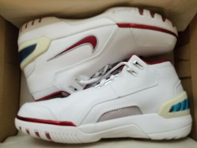 4b0bacce20ab New 2003 Nike Air Zoom Generation Lebron James 1 Men s SZ 9.5 Model   308214  161
