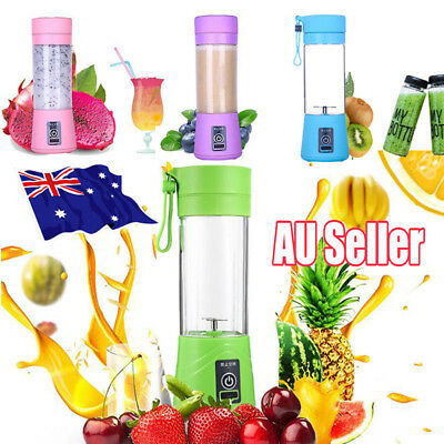 2018 New BlendJet One The Ultimate Portable Blender rechargeable Electric AU MN