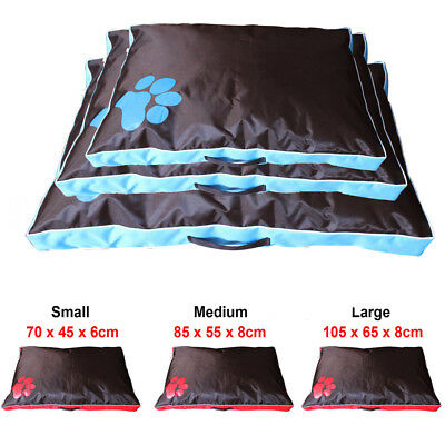Double Sided Waterproof Dog Pet Cat Bed Mat Cushion Mattress Washable Cover
